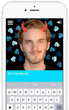 Pewdiebot phone screenshot 5